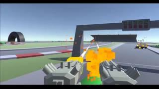 Tank Racer VR