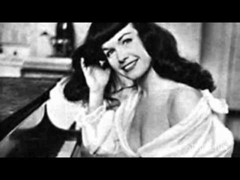 Bettie Page Black & White Picture Show