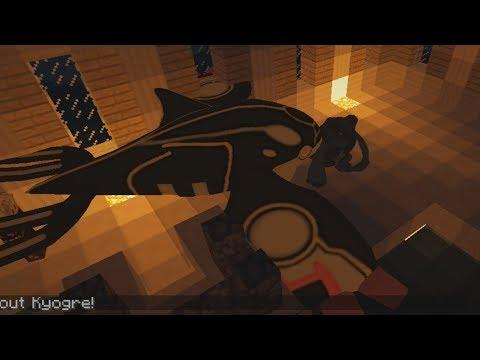 Minecraft: PIXELMON DARK #28 - PRIMAL KYOGRE SHINY!!!  ‹ Ine ›
