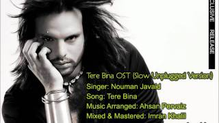 Tere Bina OST (Slow Unplugged Version) - Nouman Javaid