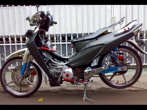 Motor Trend Modifikasi Video Modifikasi Motor Honda Karisma Keren