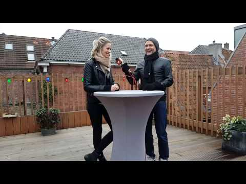Dagny interview | ESNS 2016 | S6 Edge+ livestream cam 1