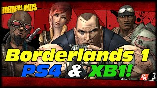 borderlands 1 remastered for ps4 xbox one in development 60 fps crawmerax fight