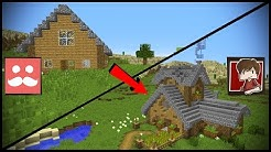 Transforming Mumbo's Minecraft Redstone House!