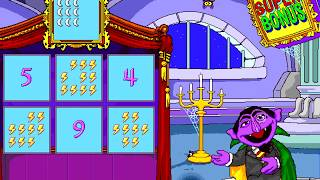Sesame Street: Get Set to Learn! - The Count Matching Game
