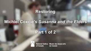 Restoring Michiel Coxcie