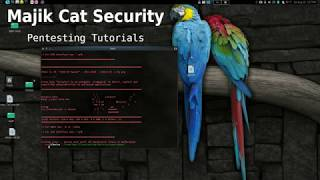 XSSer Cross Site Scripting Exploitation Testing Tutorial - Parrot Security
