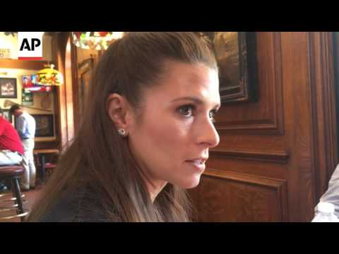 Danica Patrick Explains Why She Lost Her Temper At A Booing Fan