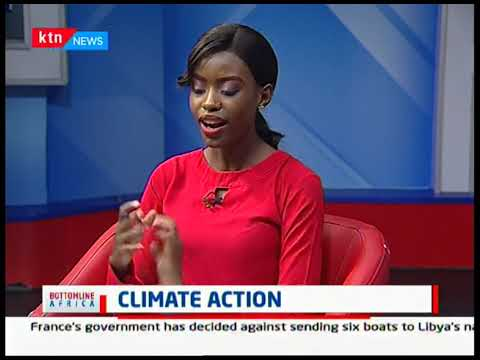 The discussion on climate action |Bottomline Africa
