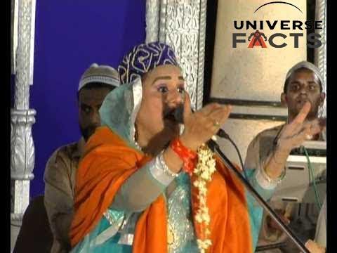 Qawwali ||Shabbir ka aisa gam hai || Ya Husain || shahidi by Parveen rangili old and famous qawwali