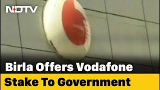 Vodafone Loses 2,700 Crore In Market Cap After Kumar Mangalam Birla Letter