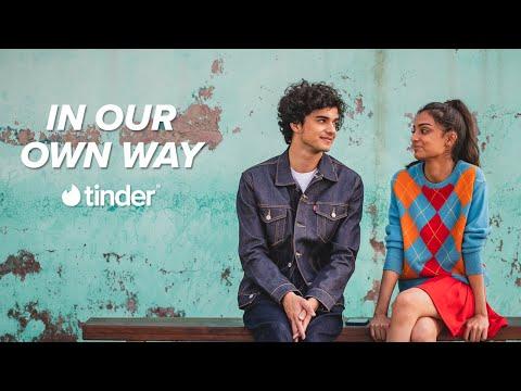 #InOurOwnWay   Start Something Epic   Tinder India   ft @The Raja Kumari