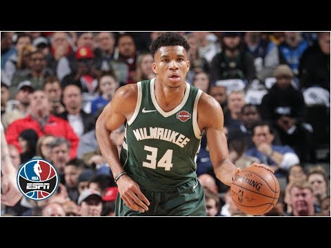 Giannis Antetokounmpo powers Bucks past Mavericks | NBA Highlights