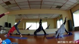 音叉周波数調整&ヨガ&プラナヤーマ&瞑想