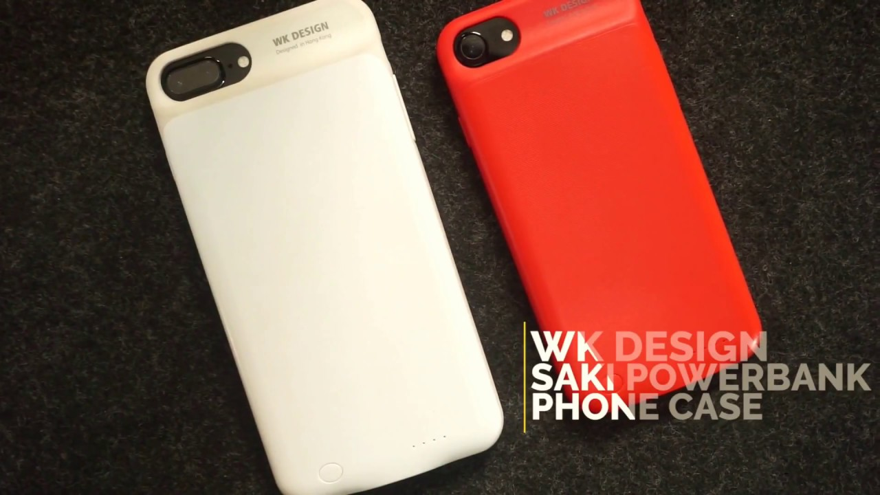 Sorjigrey Wk Design Saki Powerbank Phone Case Review Youtube Power Juice Pack Plus Backcover Iphone 5