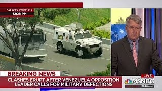 MSNBC Reporter Kerry Sanders Accidentally Makes Powerful Argument Against Gun Control