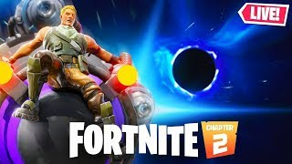 ✅  SERVER ONLINE SU FORTNITE!  EVENTO INSIEME buco nero -  Fortnite LIVE