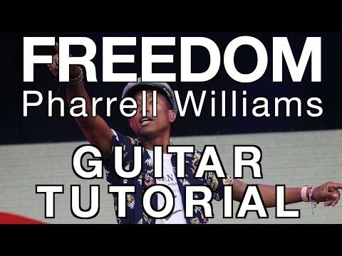 Freedom Guitar Chords Pharrell Williams Khmer Chords