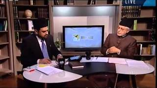 Why does the Ahmadiyya Jamaat not take part in politics in Pakistan-persented by khalid Qadiani.flv