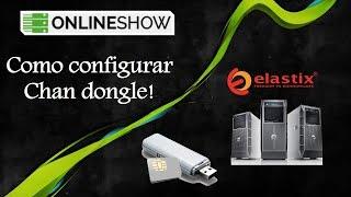 Configurando CHAN DONGLE  no elastix 2.4.0