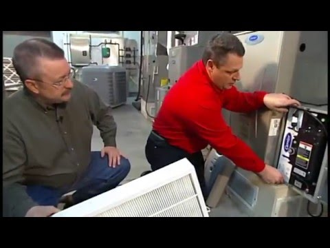 How to Select a Furnace Filter