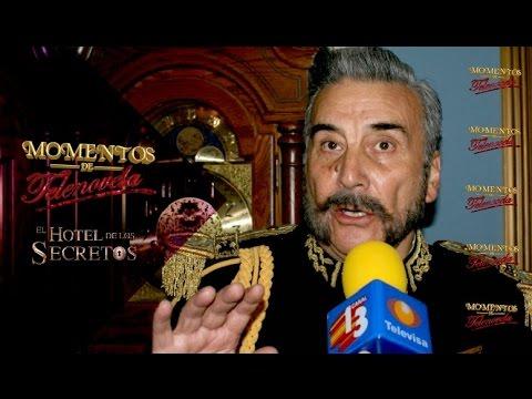Eduardo Liñán. El hotel de los secretos