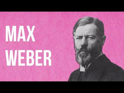 SOCIOLOGY - Max Weber