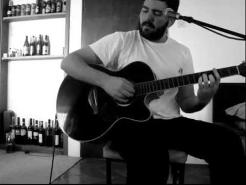 Tom Waits - All the world is green (cover + chords)