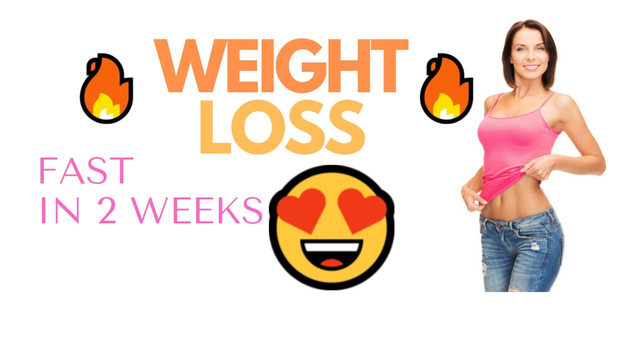 15 simple ways to lose weight fast #1