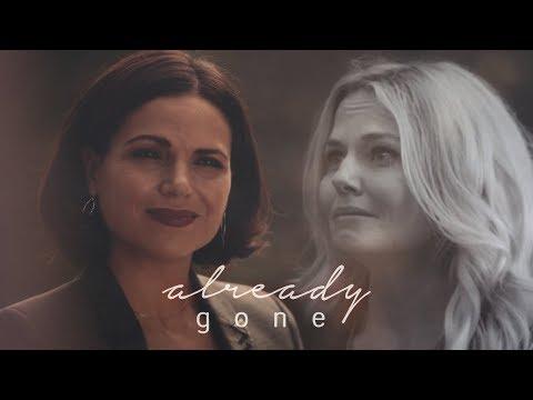 emma & regina || already gone