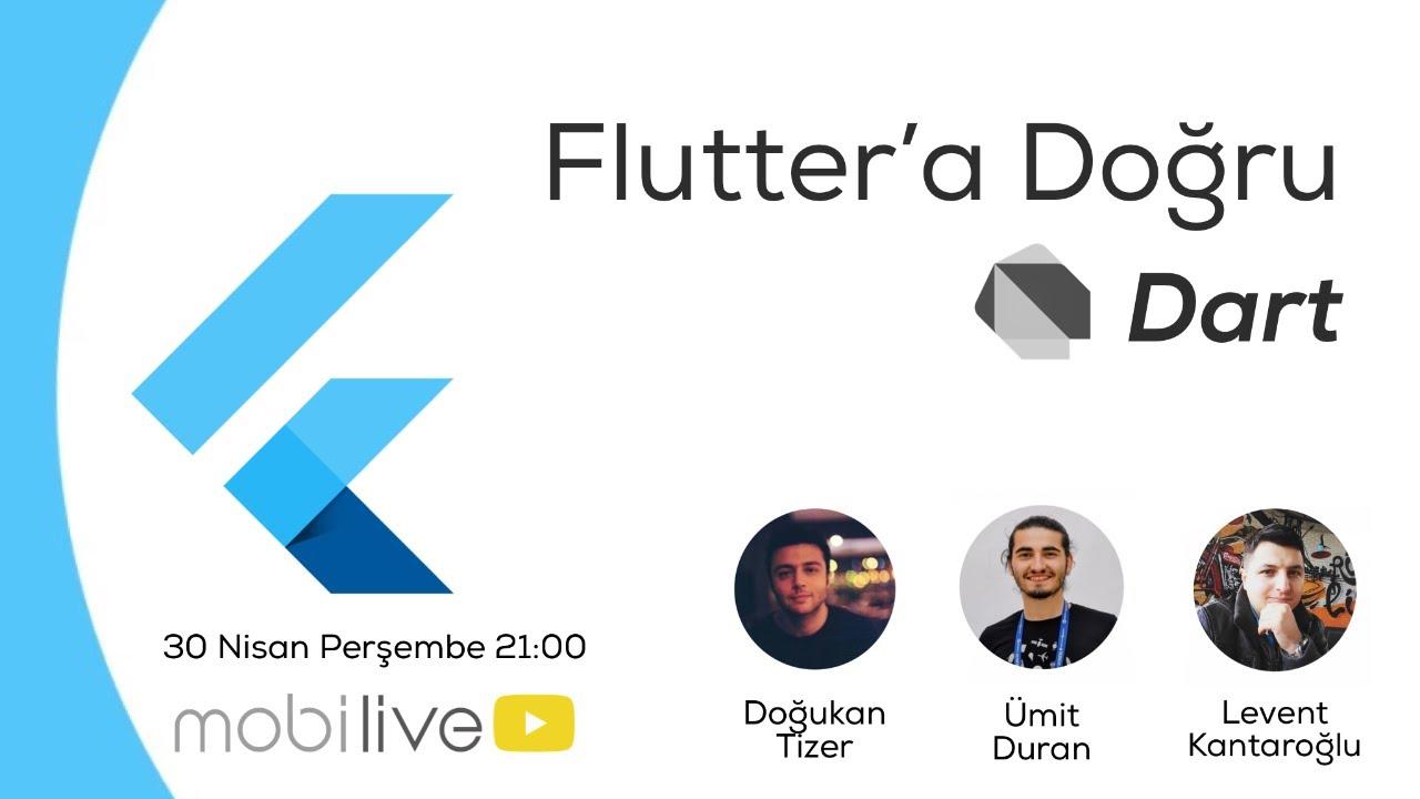 Flutter'a Doğru #2 - Dart
