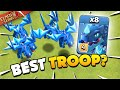 Are Electro Dragons the Best Clash of Clans Troop?