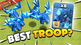 Download Are Electro Dragons the Best Clash of Clans Troop?