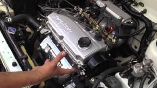 Video 2 Restoration Engine Bay Proton Wira 1 6 Oleh Motec Mat