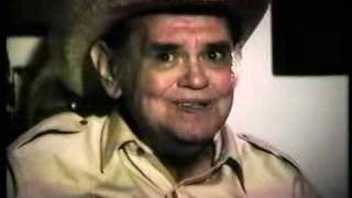 "Merle Travis as ""Possum Gossett"" (Rare)"