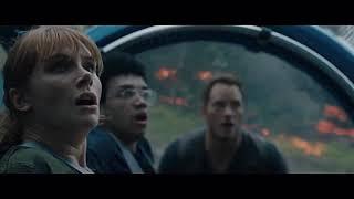 Jurassic World: Fallen Kingdom (2018) -First Movie Clip | Carnotaurus Vs. T-Rex Isla Nublar Scene HD