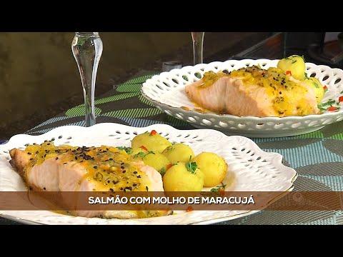 Salmão ao Molho de Maracujá from YouTube · Duration:  3 minutes 39 seconds