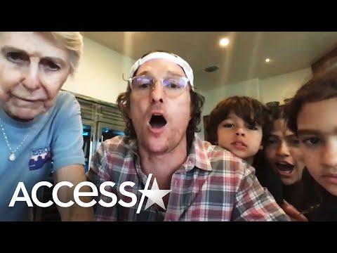 Matthew-McConaughey-Surprises-Seniors-At-Virtual-Bingo-Game