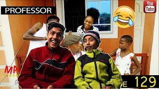 !!! Reacting to  Mark Angel Comedy | Rijal Vlogs Ft. Aida Vlogs !!!