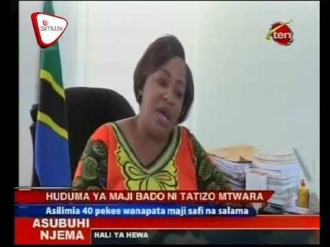 Tatizo La Maji Mkoani Mtwara