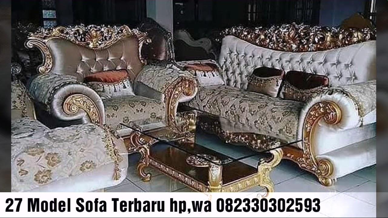 Inilah 27 Model Kursi Sofa Tamu Mewah Terbaru 2018 Model Sofa