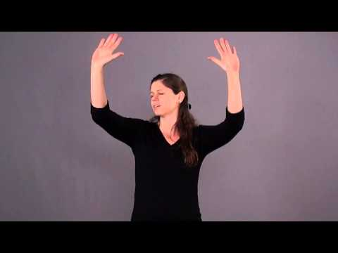 Mighty to Save in ASL & CC by Rock Church Deaf Ministry