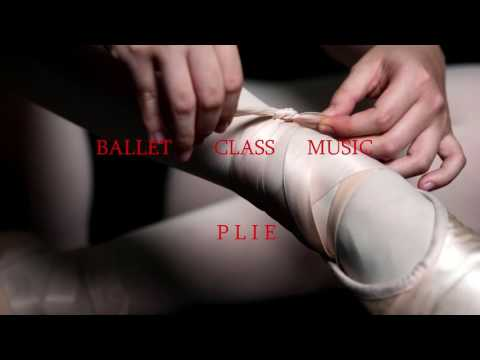 Plie - Piano music for ballet class barre exercise ( Плие у станка )