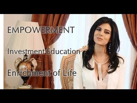 Forex Trading Education for Women | Invest Diva