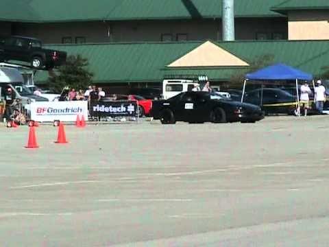 Autocross   Black 4th Gen Mike