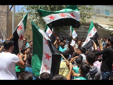 أخبار عربية - مدن وبلدات سورية تشهد تظاهرات منددة بممارسات -تحرير الشام-  - نشر قبل 6 ساعة