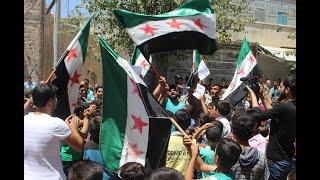 أخبار عربية - مدن وبلدات سورية تشهد تظاهرات منددة بممارسات