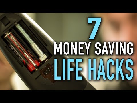 7 Money Saving Life Hacks You Should Know