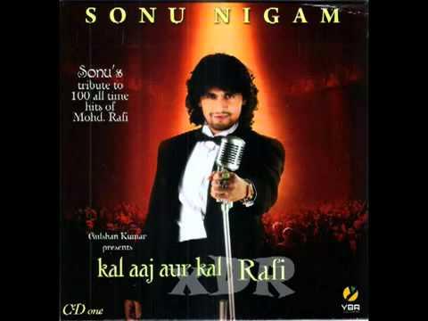 Agar Bewafa Tujhko - Sonu Nigam (Rafi) - ROUSHAN SAHAY - YouTube.flv