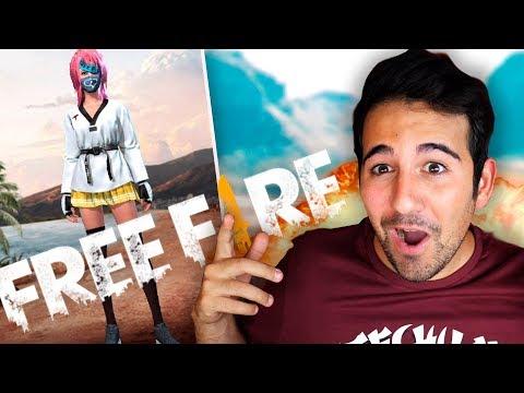 MI PRIMERA VEZ EN FREE FIRE ! EPICO ! - ElChurches